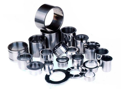 Carbide sleeves
